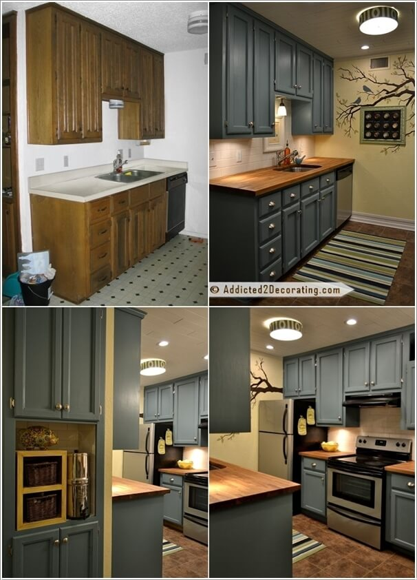 10 Before and After Kitchen Remodeling Ideas 8