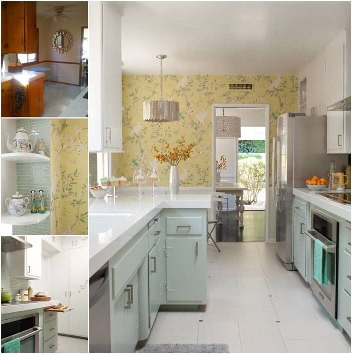 10 Before and After Kitchen Remodeling Ideas 9