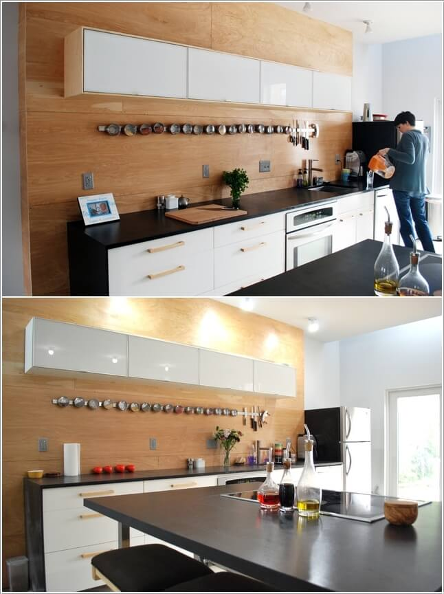 10 Places in Your Kitchen to Install a Spice Rack 8