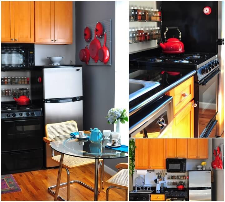 10 Places in Your Kitchen to Install a Spice Rack 9