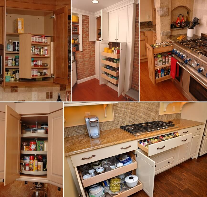 11 Cool and Clever Accessories for Your Kitchen Cabinets