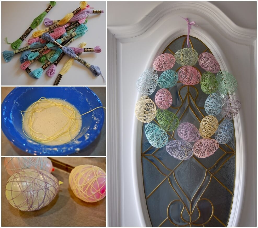 40 Wonderful Easter Wreath Ideas For You To Try