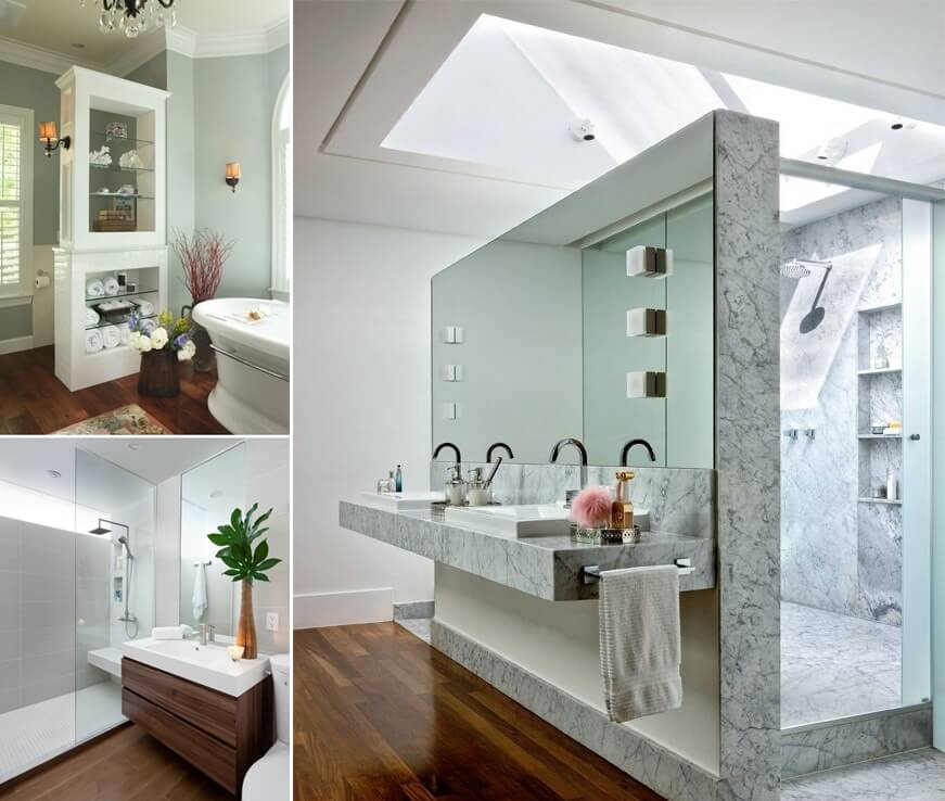 48 Amazing Bathroom Partition Options You Will Admire Awesome Bathroom Dividers Interior