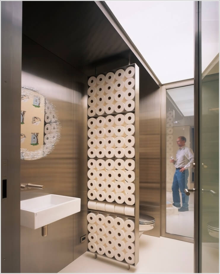 Amazing Bathroom Partition Options You Will Admire - Bathroom partition design