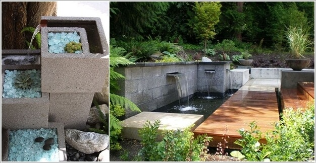 10 Amazing Outdoor Cinder Block Projects 7