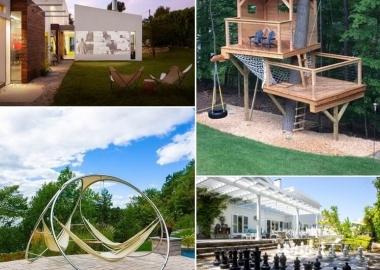 10 Backyard Design with Full On Fun fi