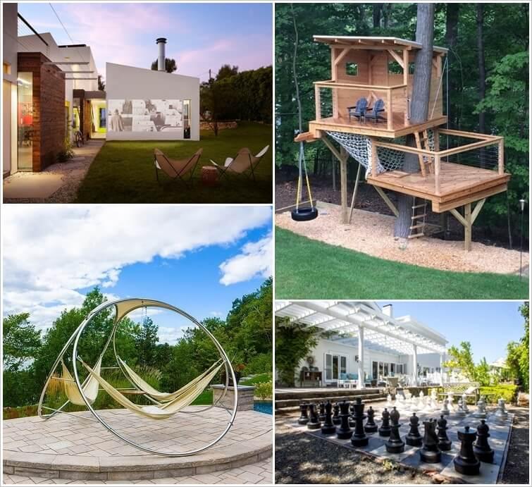 10 Backyard Design with Full On Fun 1