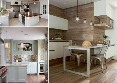 10 Chic Ways to add Metallic Accents to Your Kitchen fi