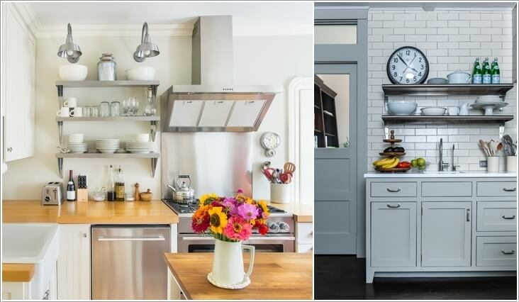 10 Chic Ways to add Metallic Accents to Your Kitchen 5