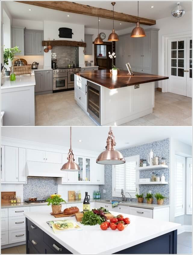 10 Chic Ways to add Metallic Accents to Your Kitchen 6