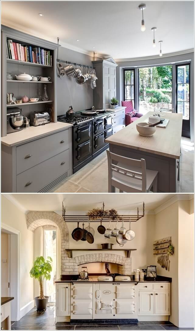 10 Chic Ways to add Metallic Accents to Your Kitchen 8