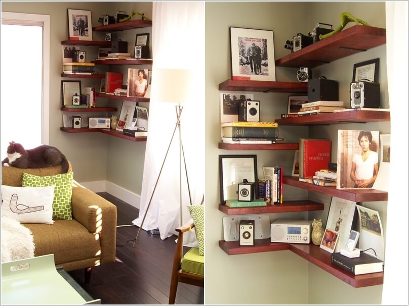 10 Cool Corner Decor Ideas for Different Parts of Your Home 4