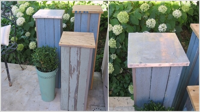 13 Cool Home Decor Projects to Make from Fence Wood 2