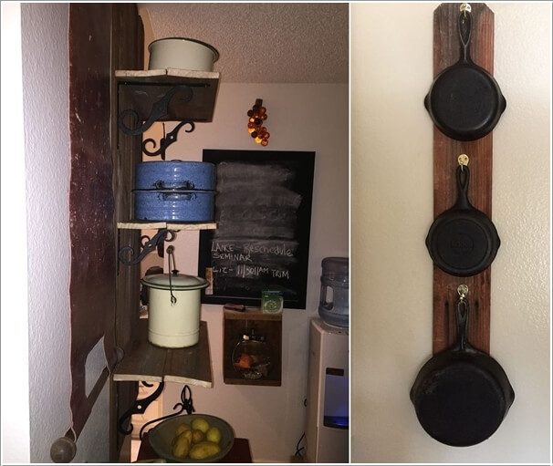 13 Cool Home Decor Projects to Make from Fence Wood 13