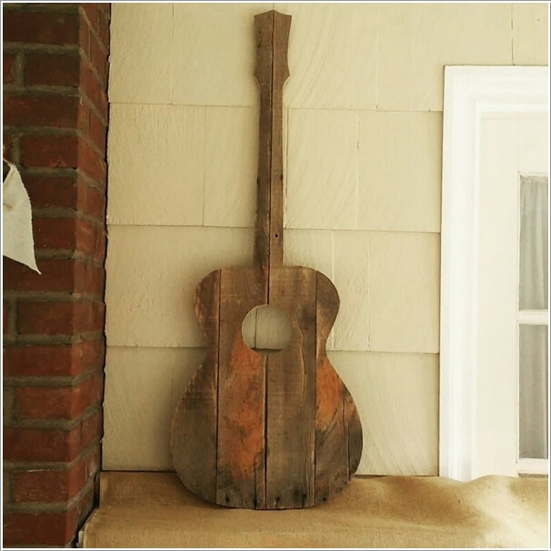 13 Cool Home Decor Projects to Make from Fence Wood 4