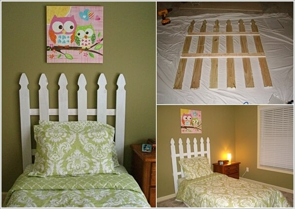 13 Cool Home Decor Projects to Make from Fence Wood 6