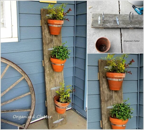 13 Cool Home Decor Projects to Make from Fence Wood 7