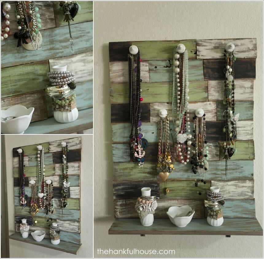 13 Cool Home Decor Projects To Make From Fence Wood