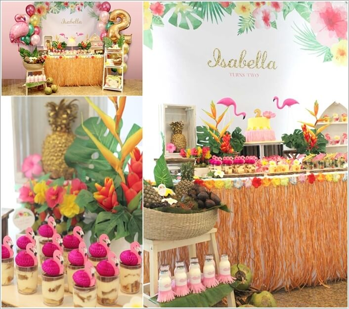 10 Cool Party Table Decoration Ideas You Will Love 10