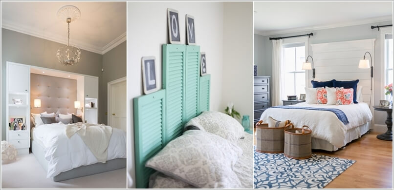10 Creative and Chic Ways to Rethink Your Headboard a