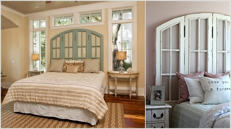 10 Creative and Chic Ways to Rethink Your Headboard 5