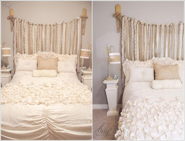 10 Creative and Chic Ways to Rethink Your Headboard 6