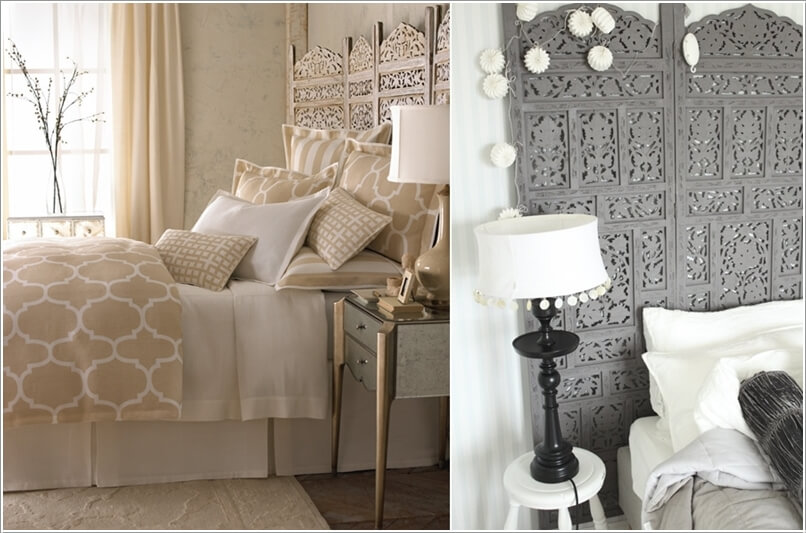 10 Creative and Chic Ways to Rethink Your Headboard 7