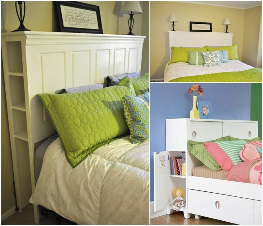 10 Creative and Chic Ways to Rethink Your Headboard 8