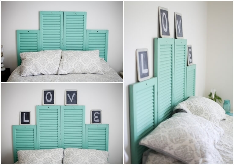 10 Creative and Chic Ways to Rethink Your Headboard 9