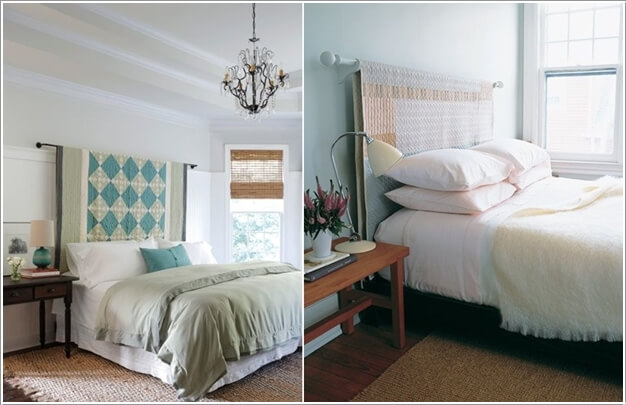10 Creative and Chic Ways to Rethink Your Headboard 10