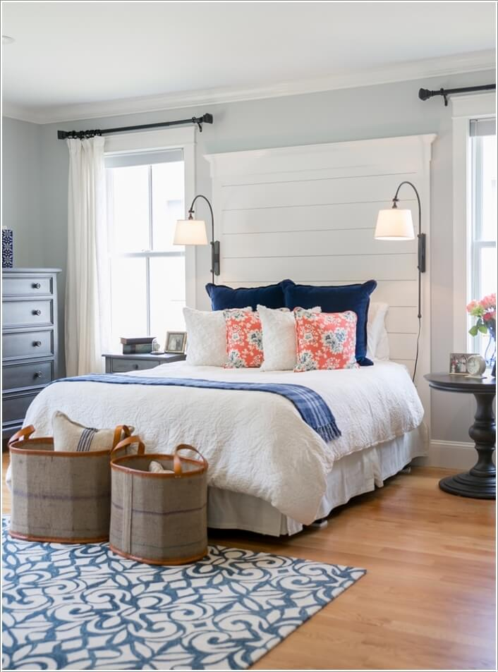 10 Creative and Chic Ways to Rethink Your Headboard 1