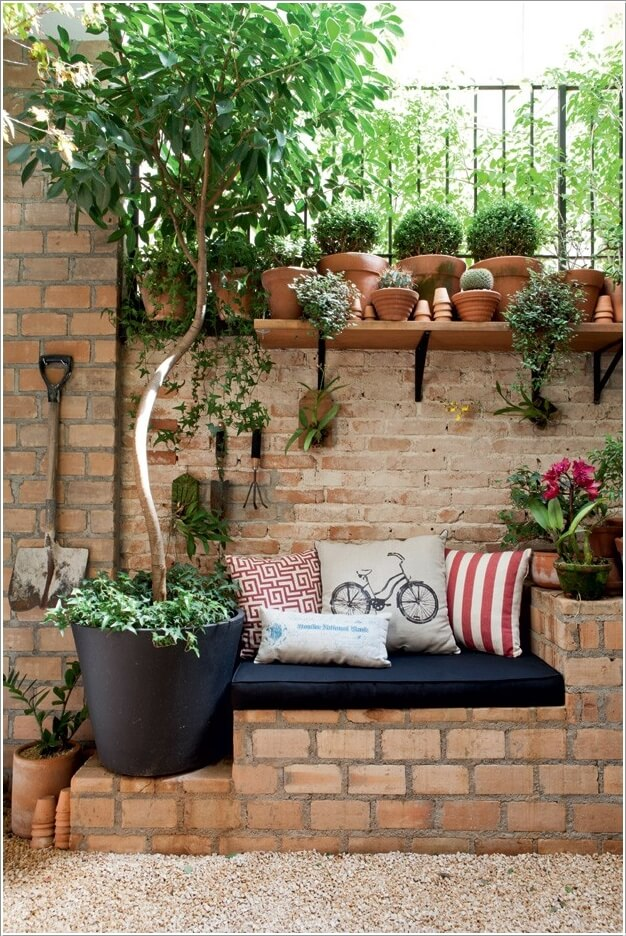 10 Creative Indoor and Outdoor Brick Projects to Try 2