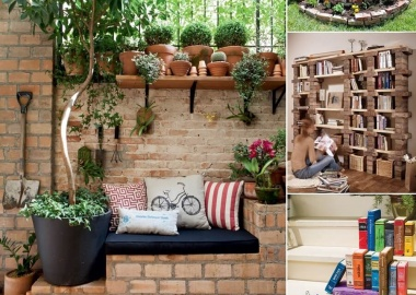 10 Creative Indoor and Outdoor Brick Projects to Try fi