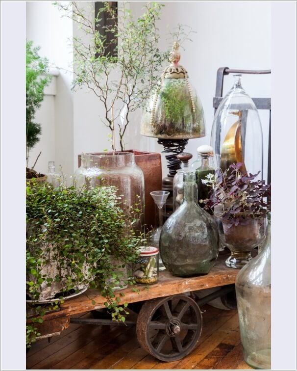 13 Fresh Ideas for Indoor Planter Stands 9
