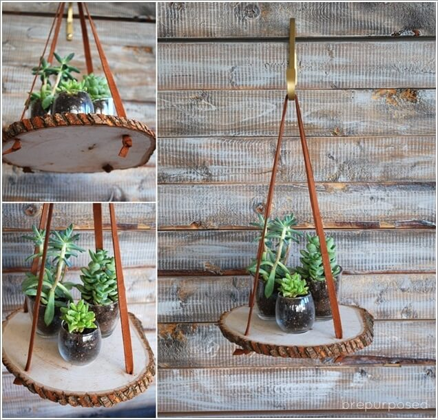 13 Fresh Ideas for Indoor Planter Stands 10