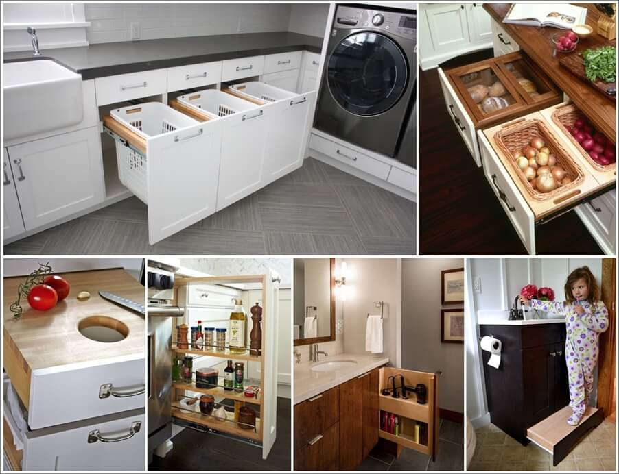 10 Kinds of Drawers You Would Love to Have in Your Home 1