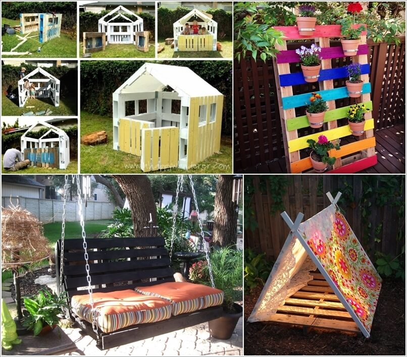 10 Pallet Projects That Are Nothing But Pure Fun a