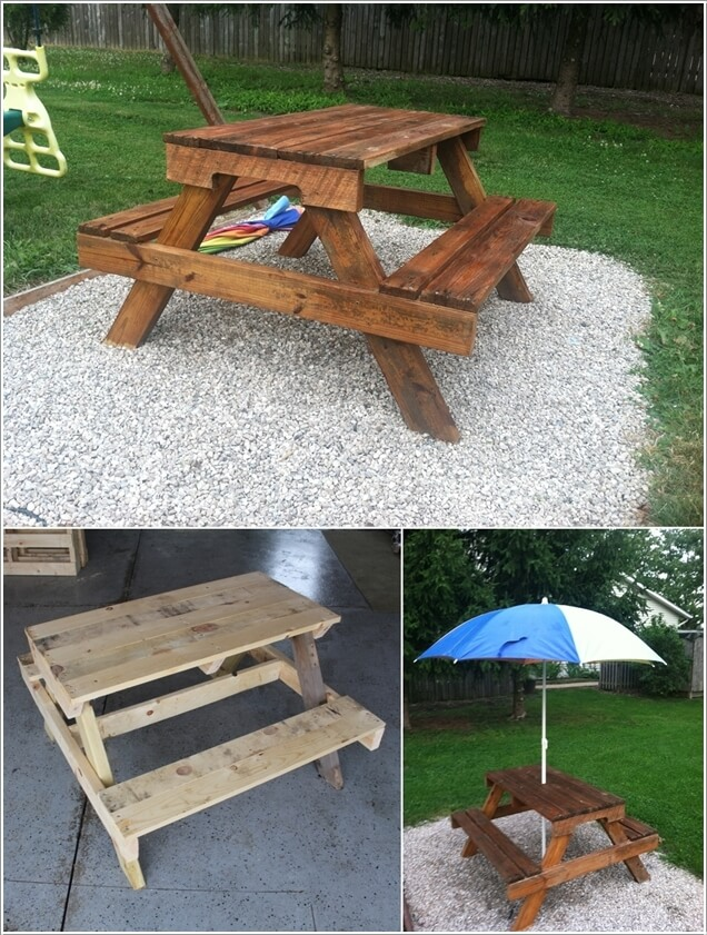 10 Pallet Projects That Are Nothing But Pure Fun 10