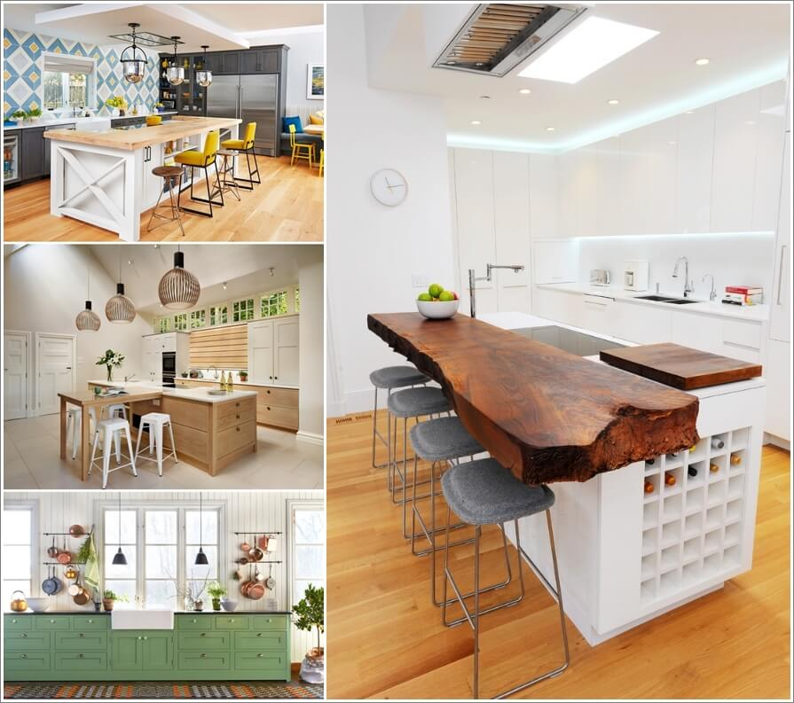 10 Ways to Create a Focal Point in Your Kitchen 1