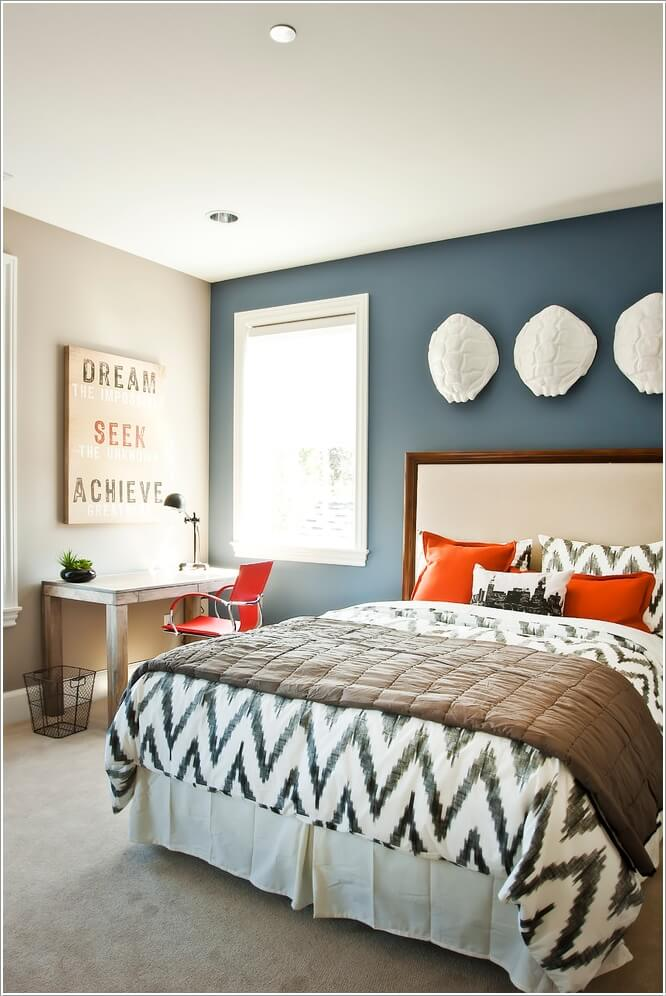 13 Chic Ways to Style Your Bedroom's Headboard Wall 12