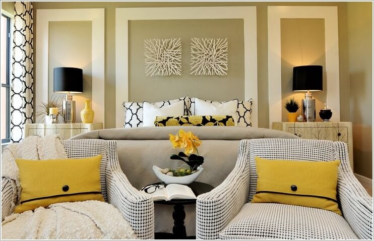 13 Chic Ways to Style Your Bedroom's Headboard Wall 5