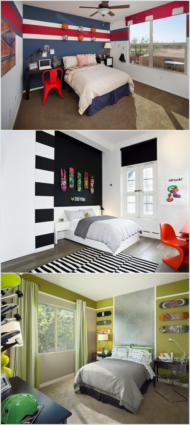 13 Chic Ways to Style Your Bedroom's Headboard Wall 7