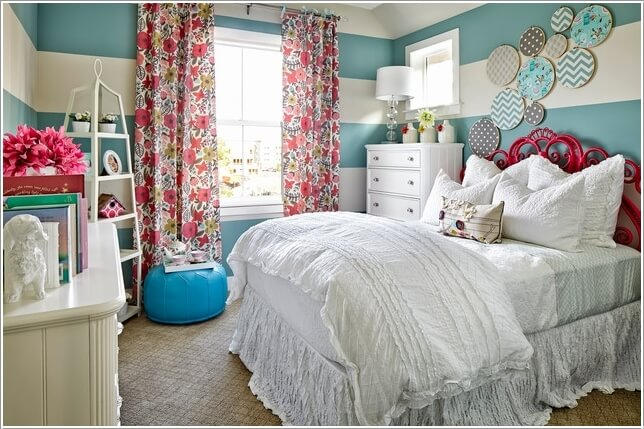 13 Chic Ways to Style Your Bedroom's Headboard Wall 8