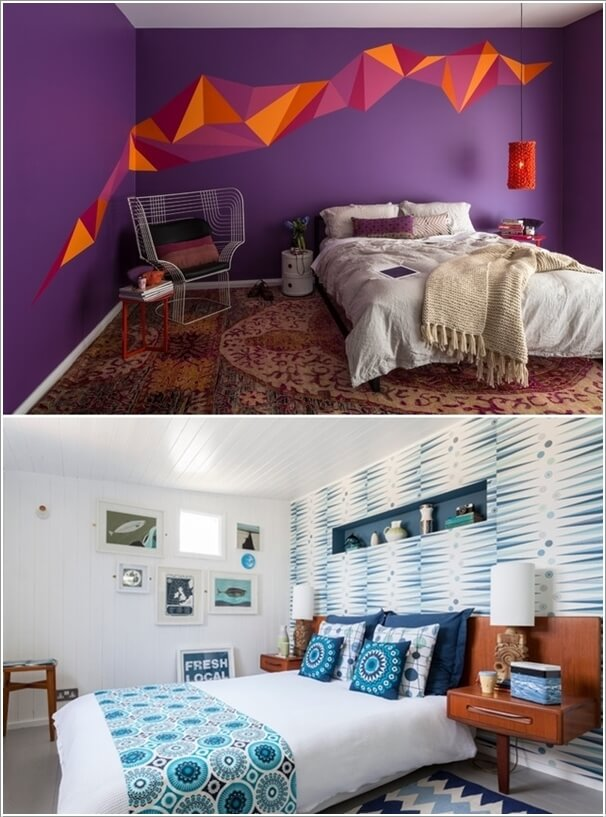 13 Chic Ways to Style Your Bedroom's Headboard Wall 10