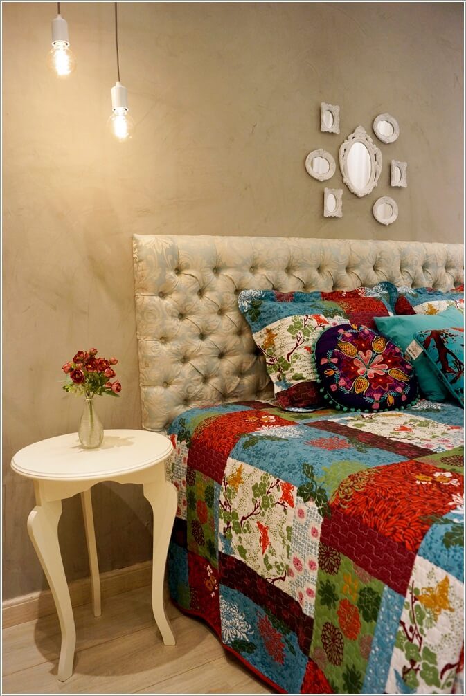 13 Chic Ways to Style Your Bedroom's Headboard Wall 1