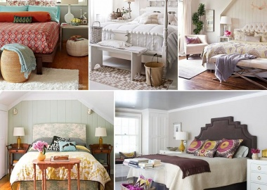 13 Chic Ideas for Styling Your Bed Foot fi