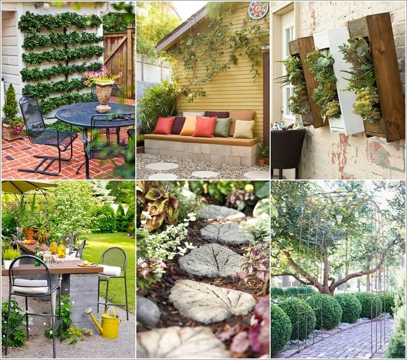 15 budget friendly ways to spruce up your backyard