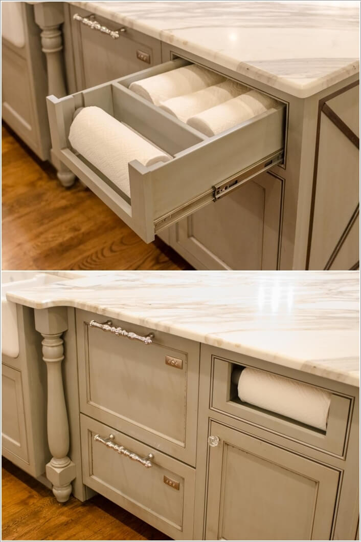 15 Interesting Elements You Can Add to a Kitchen Island 11