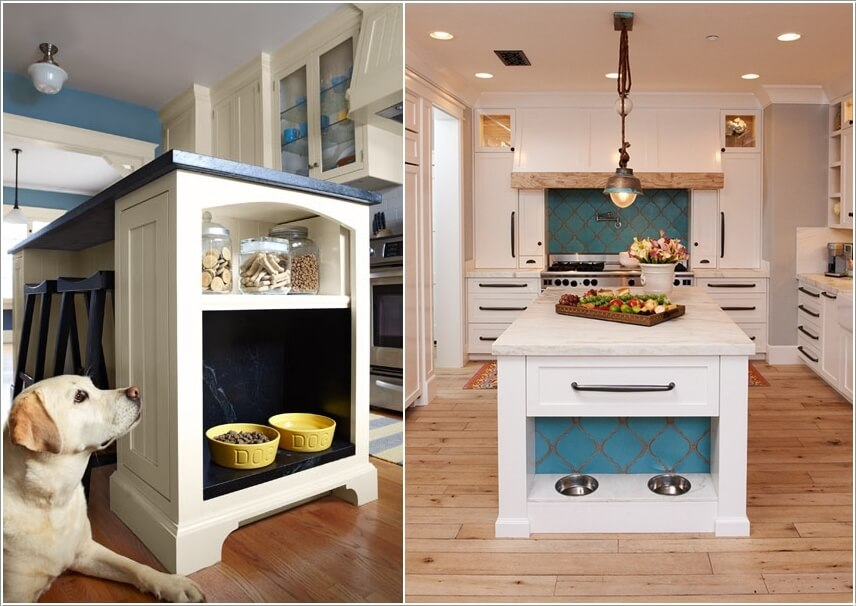 15 Interesting Elements You Can Add to a Kitchen Island 13