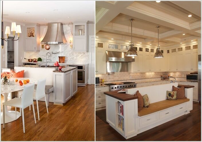 15 Interesting Elements You Can Add To A Kitchen Island 5